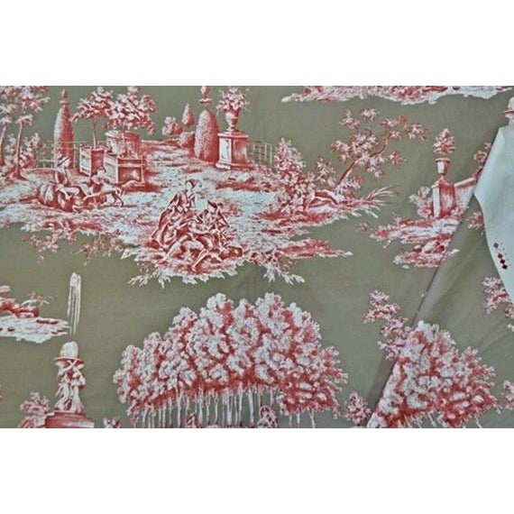Manuel Canovas Jouvence Cotton Fabric - 4 Yards - Image 4 of 4