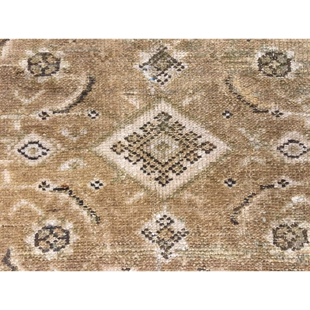 Antique Persian Malayer Runner Rug - 6′7″ × 9′10″ - Image 6 of 9