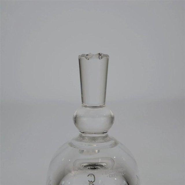 1970s 1970s Edinburgh Crystal Bell For Sale - Image 5 of 8
