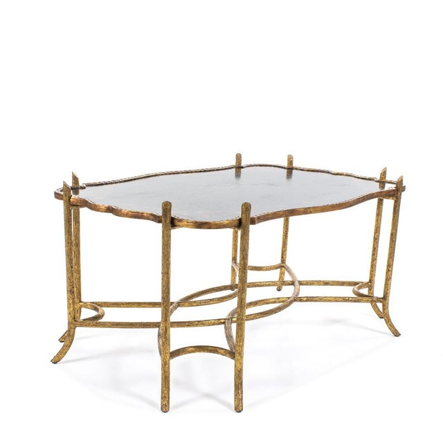 Dennis and Leen Chinoiserie Coffee Table - Image 2 of 4