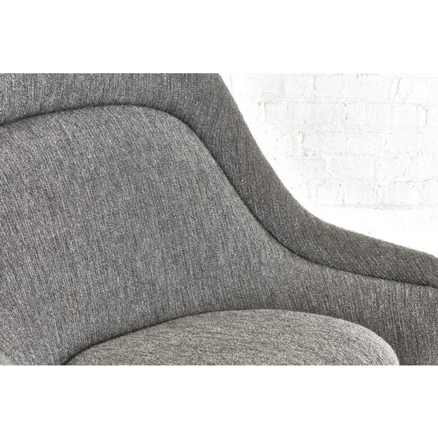 1960s Warren Platner for Knoll Lounge Chair With Ottoman For Sale - Image 5 of 11