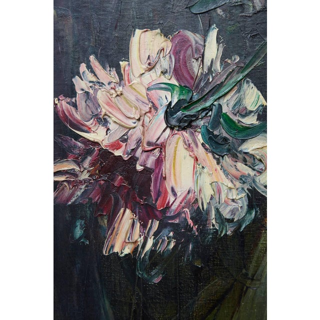 Emeric Vagh-Weinmann, Peonies, 1964 For Sale - Image 9 of 11