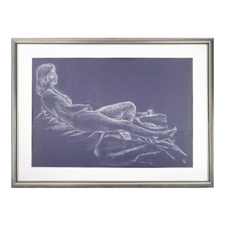 Vintage Nude Figure Study For Sale