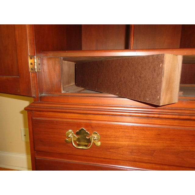 Henkel Harris Black Cherry Gentleman's Chest 173 - Image 7 of 10