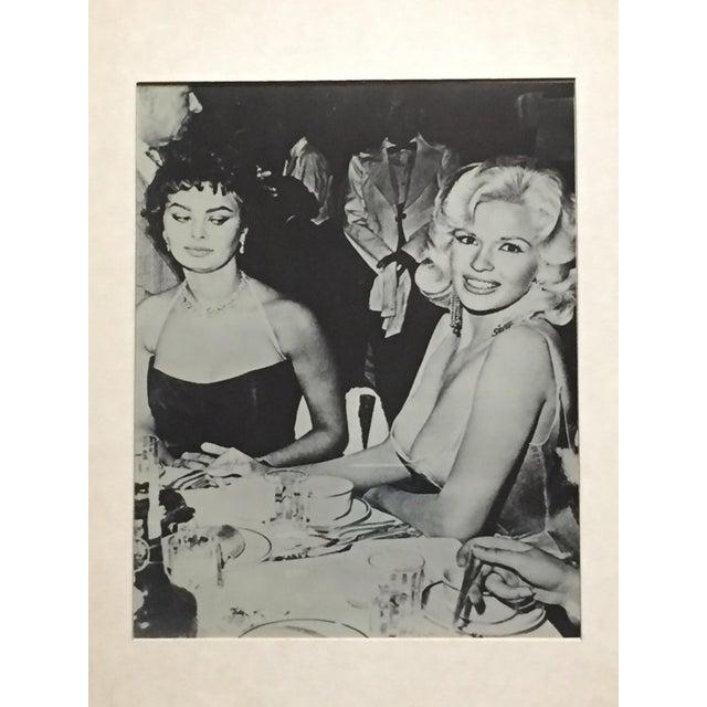 Vintage Hollywood Glamour Movie Stars Photo - Image 4 of 6