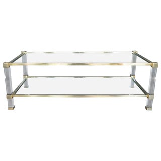 Charles Hollis Jones Coffee Table For Sale