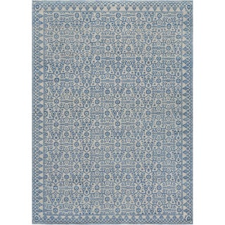 Mansour Unique Handwoven Agra Rug