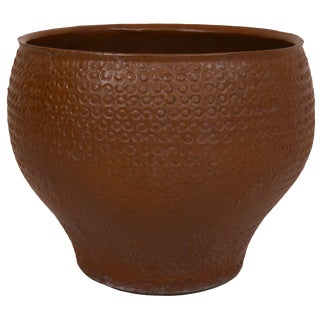 Large Cheerio Planter by David Cressey for Architectural Pottery For Sale