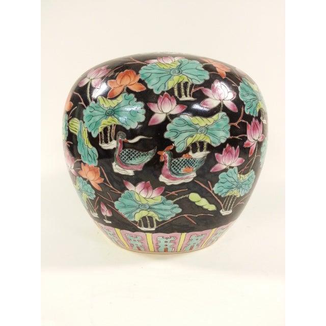 Black Vintage Melon Jars - A Pair - Image 4 of 8