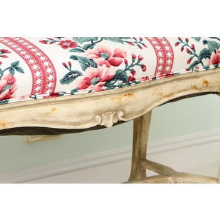 Mid 19th Century Antique French Louis XV Style Bench Preview