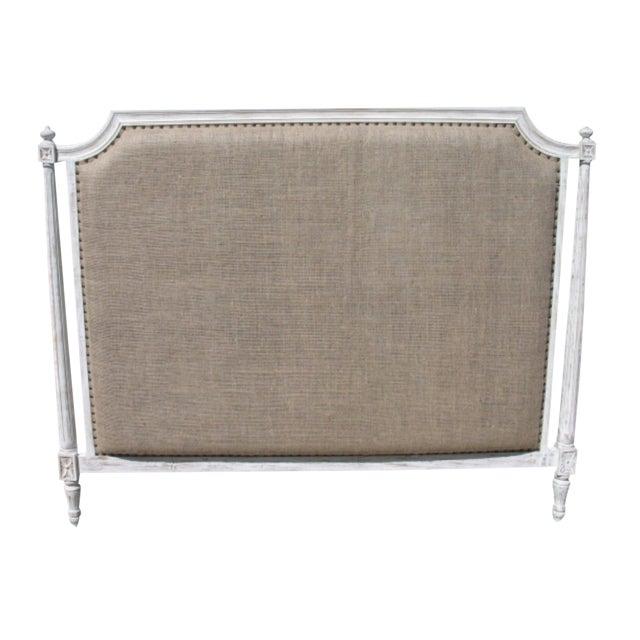 Noir Furniture Isabelle Queen Headboard For Sale