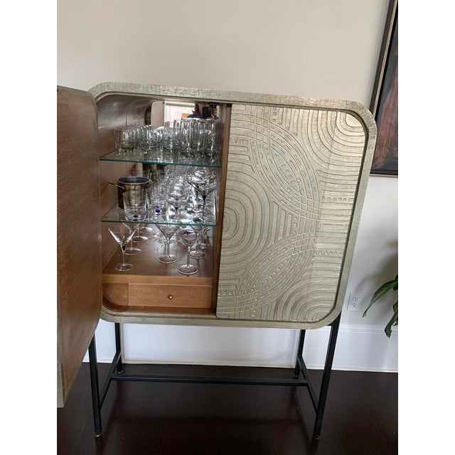 """2020s """"Milan"""" Funky Bar Cabinet by Selemat For Sale - Image 5 of 8"""