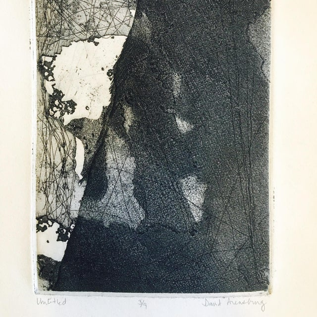 Vintage Original Abstract Lithograph - Image 6 of 7