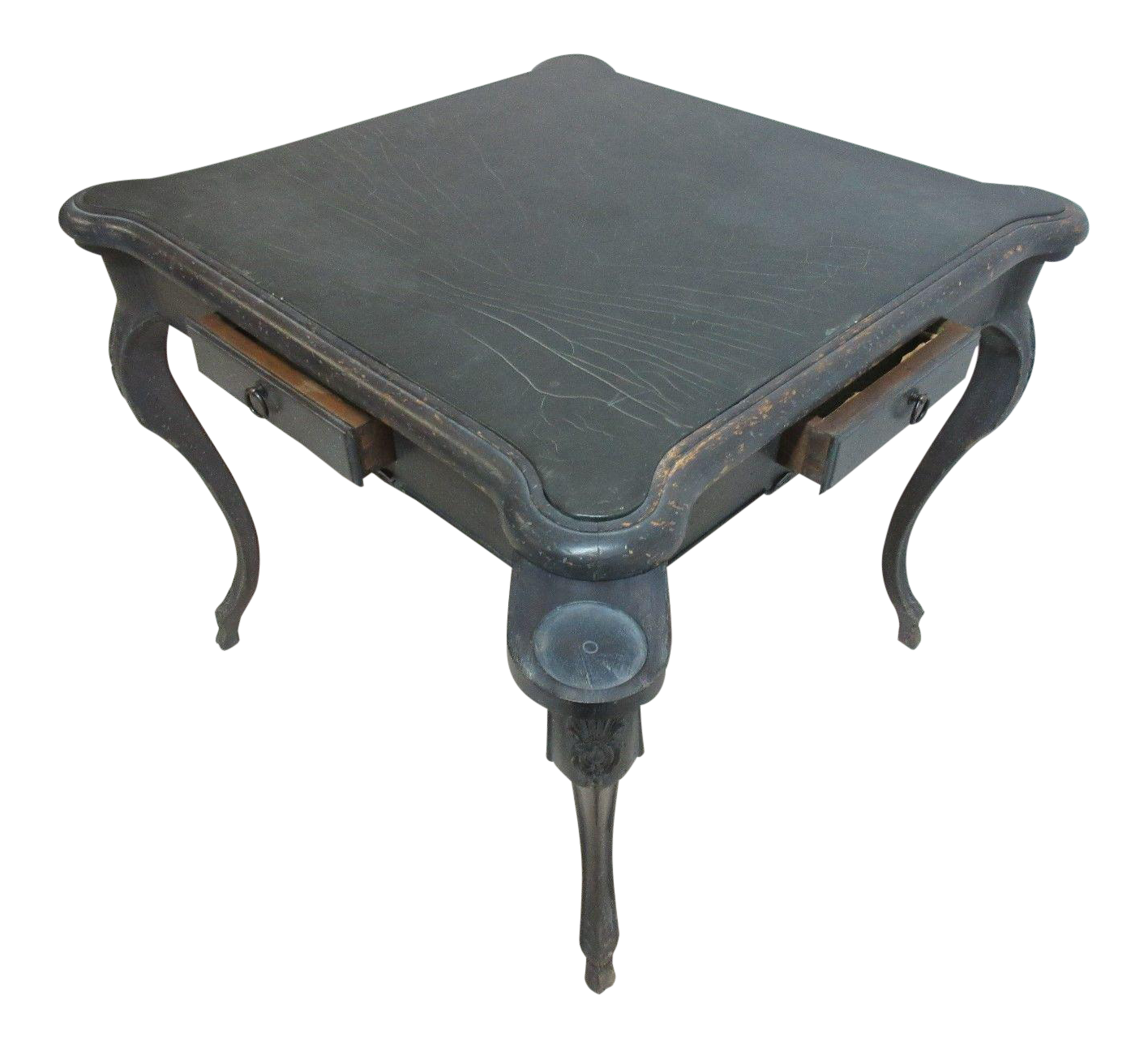 Vintage Used Gothic Tables Chairish