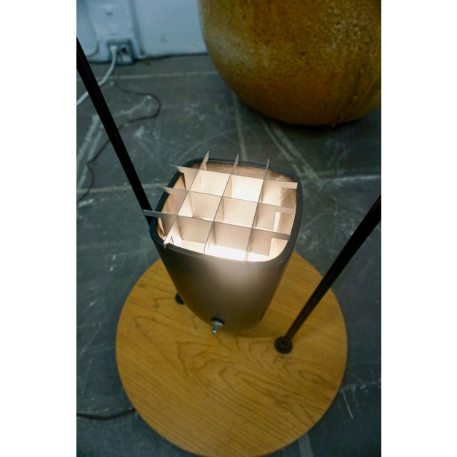 """""""Control"""" Floor Lamp by Mitchell Bobrick For Sale In Palm Springs - Image 6 of 9"""