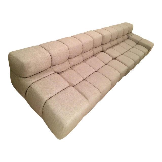 B&B Italia Modern Tufty Time Sofa For Sale