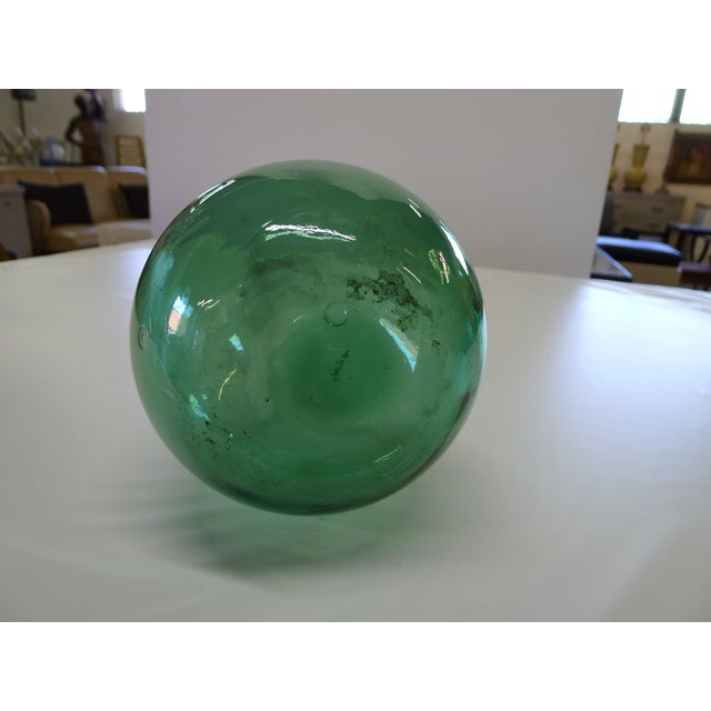 Vintage Blenko Floor Vase For Sale In Los Angeles - Image 6 of 10