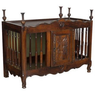 19th Century French Provencal Panetiere For Sale
