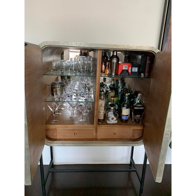 """""""Milan"""" Funky Bar Cabinet by Selemat For Sale In Boston - Image 6 of 8"""