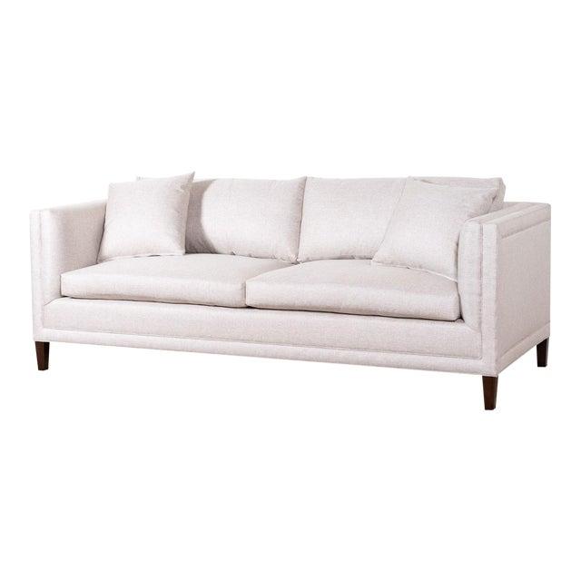EJ Victor Upholstered Debra Sofa on Legs For Sale