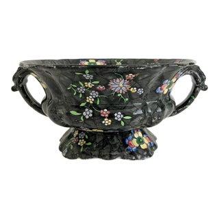 Antique Copeland Spode Kings Chintz Centerpiece Bowl For Sale