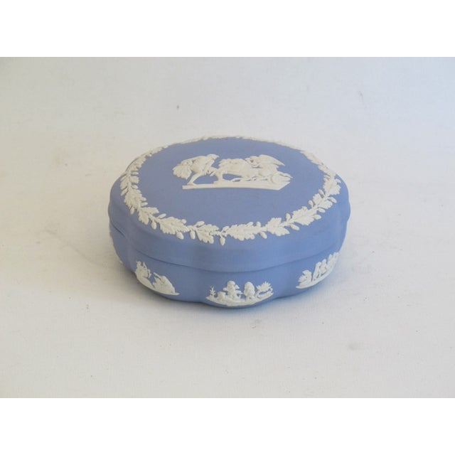 Wedgewood Trinket Box - Image 4 of 7