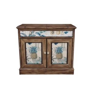 Bernhardt Tropical Server For Sale