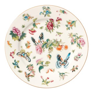 Adam Lippes Four Roseraie Side Plates