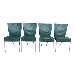Spica Dining Chairs by Gijs Papavoine for Montis- Set of 4 For Sale