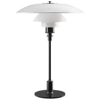Poul Henningsen Glass Ph 3½-2½ Table Lamp for Louis Poulsen For Sale