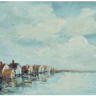 Impressionism Coastal Painting For Sale