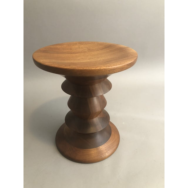 1960s Eames Time Life Stool For Sale - Image 5 of 5