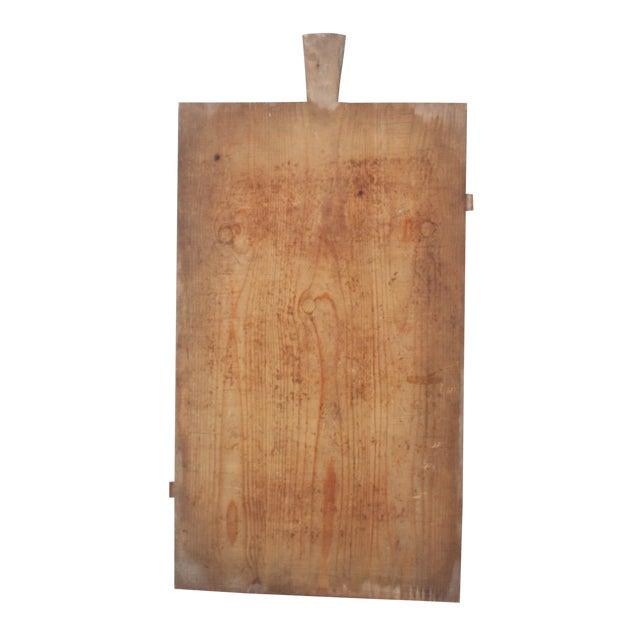 Vintage German Primitive Bread Board - Image 1 of 5