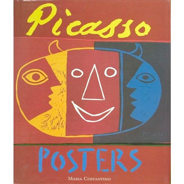 Pablo Picasso - Paix Disarmement-Peace - 1960 Unsigned Lithograph Paper Size: 47 x 31.5 inches (119.38 x 80.01cm )...