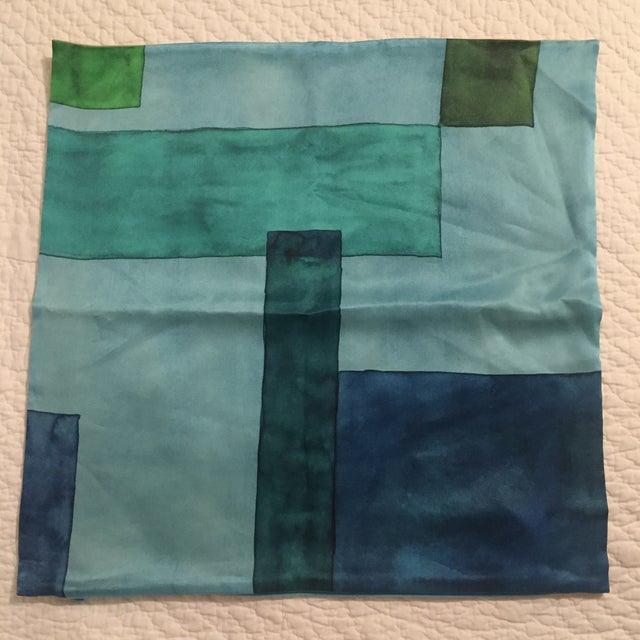West Elm Roar + Rabbit Colorblock Pillow Cover - Image 2 of 7
