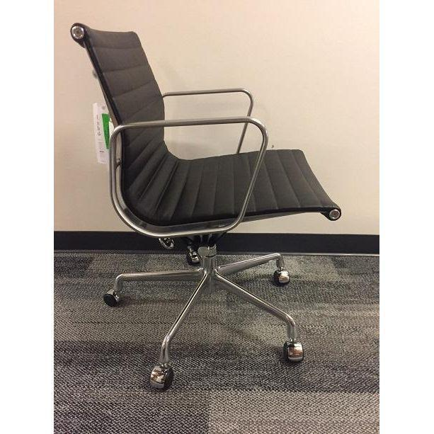 Eames Leather Office Chair - Image 5 of 5