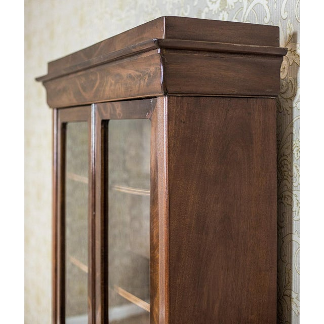 Biedermeier Bookcase, Circa 1850 For Sale - Image 6 of 13