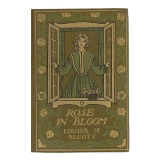 """1919 """"Alcott's Rose in Bloom"""" Collectible Book For Sale"""