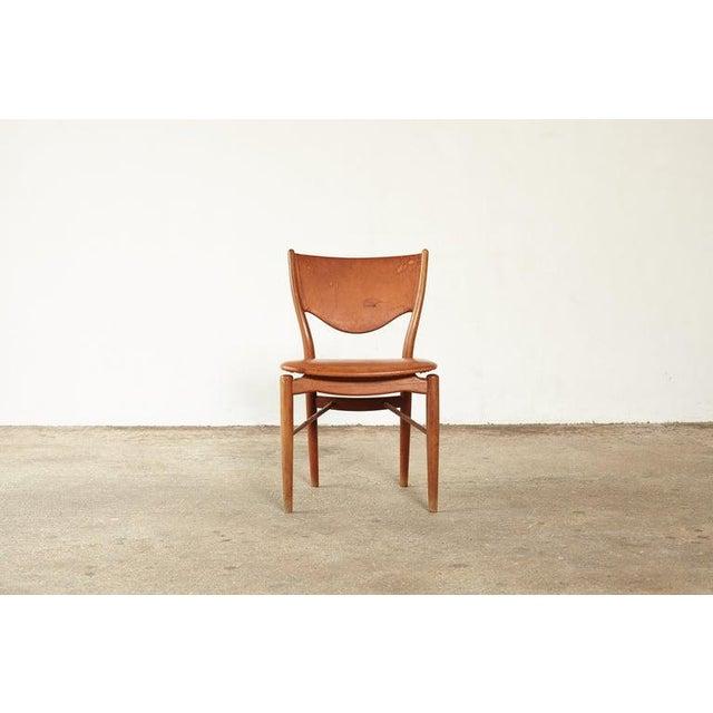 Mid-Century Modern Finn Juhl Bo 63 (Nv 64) Chair, Bovirke, Denmark, 1950s For Sale - Image 3 of 10