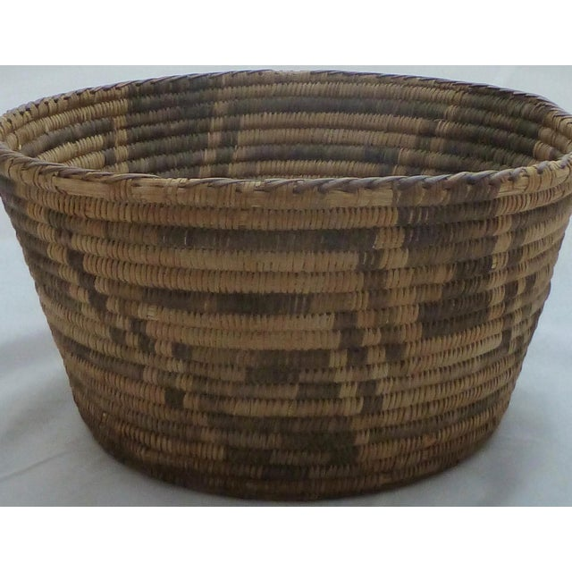 Antique Apache Basket Circa 1890-1920 - Image 7 of 11