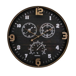 Antique Clint Wall Clock