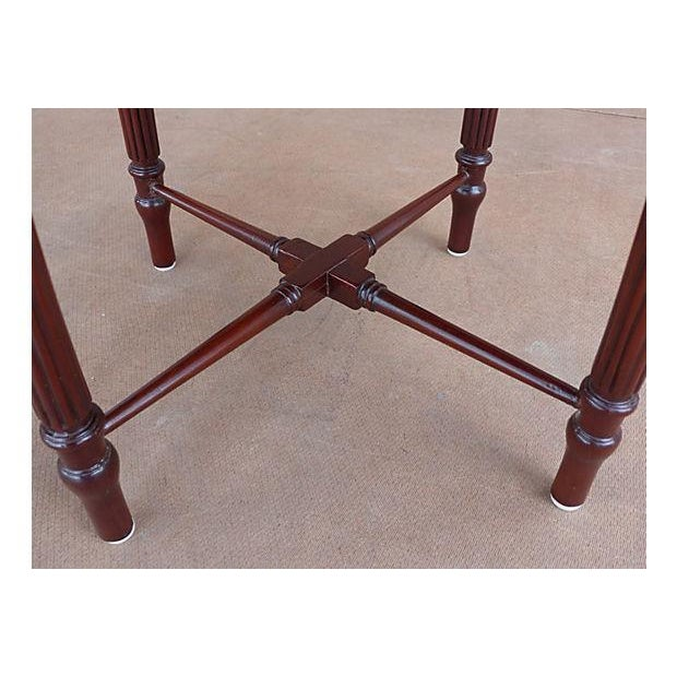 Neoclassical Swivel Vanity Chair - Image 8 of 8