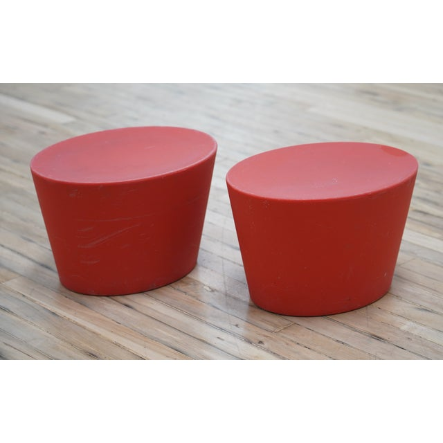 Maya Lin for Knoll Studio Outdoor Child's Seats - a Pair For Sale In Los Angeles - Image 6 of 6