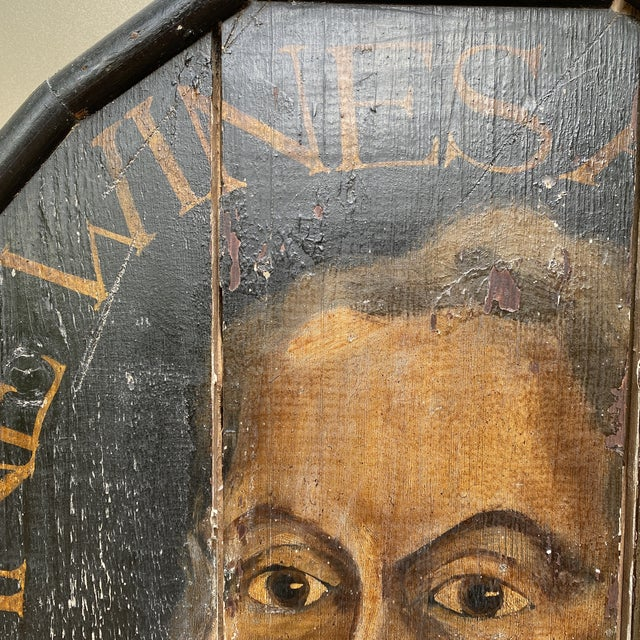 English English Handpainted Pub Sign For Sale - Image 3 of 6