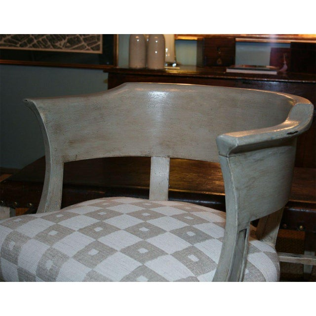 Mid 19th Century Pair of French Armchairs For Sale - Image 5 of 10