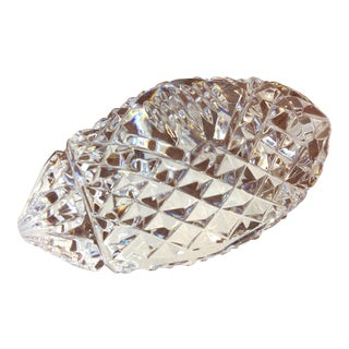 Waterford Crystal Paper Weight For Sale