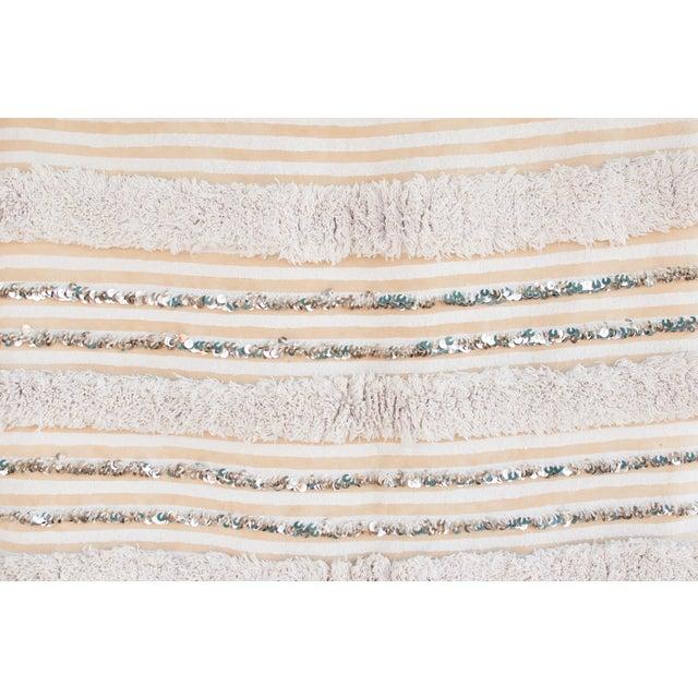 Vintage Handira Wedding Blanket - Image 3 of 5