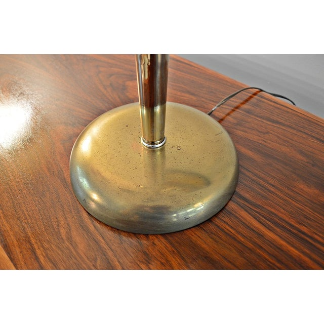 Mid-Century Space Age Descending Ball Table Lamp - Image 5 of 7