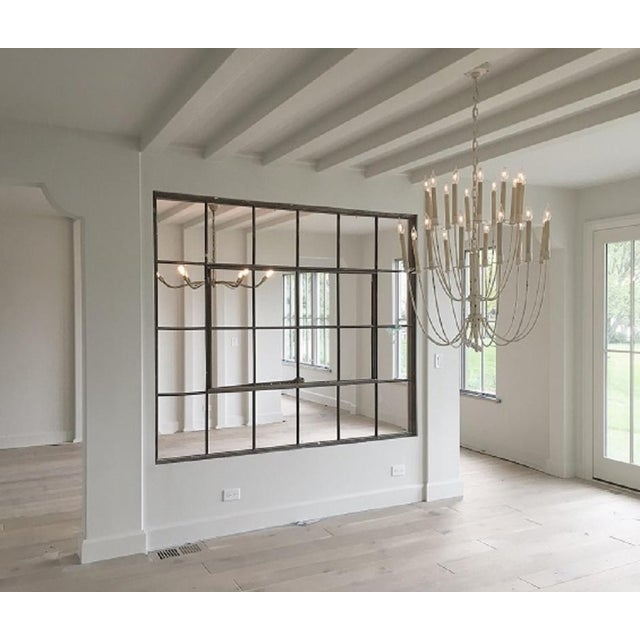 21st Century Factory Casement Metal Window Frame For Sale - Image 4 of 8