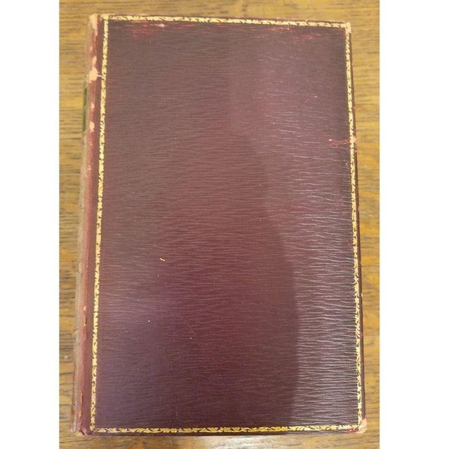 Victorian 3 Leather Bound Volumes About Music. For Sale - Image 3 of 5